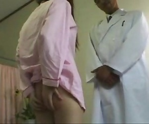 059 Strict Doctor Spanking