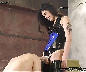 MLDO-102 Last chance of waste slave. Mistress Land