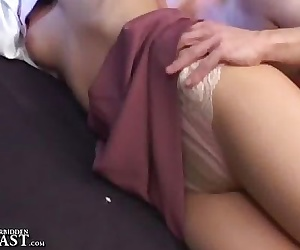 Uncensored Japanese Erotic Fetish Sex - Pantyhose POV (Pt. 2)