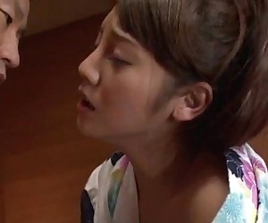Rei Mizuna aSian wife drilled in really hot manners - 12 min