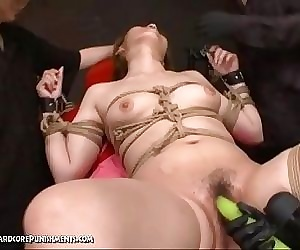 Extreme Uncensored Japanese BDSM Sex - 5 min