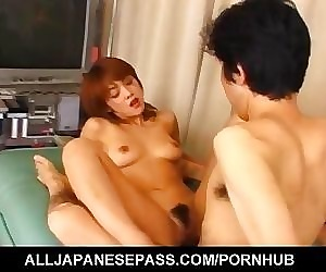 Creamy hardcore for Sakura Sakurada